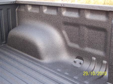 Polyurea beschichtung